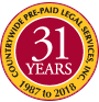 Countrywide pre-paid Legal Services