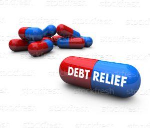 debt relief pill-300x255